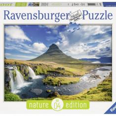 Puzzle Ravensburger Islanda Nature - 1000 piese