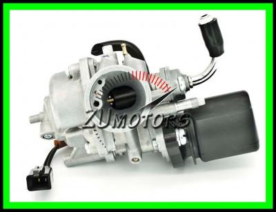 Carburator scuter KEEWAY 50 2T HACKER HURRICANE MATRIX 49cc - 80 cc foto