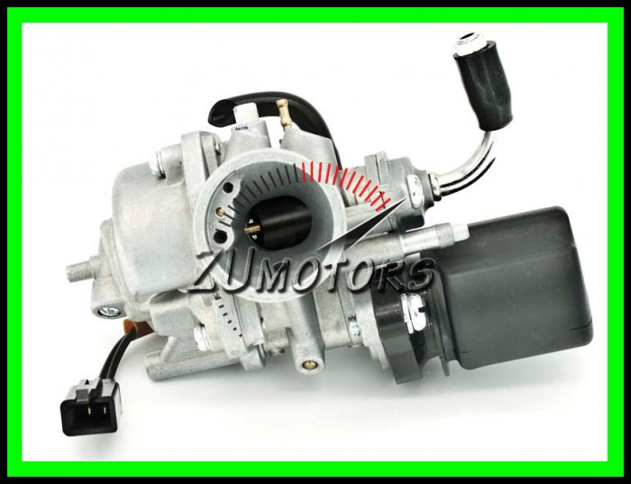 Carburator scuter KEEWAY 50 2T HACKER HURRICANE MATRIX 49cc - 80 cc