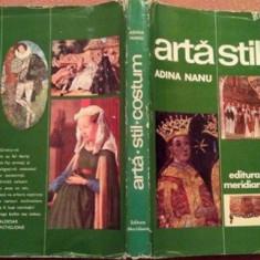 Adina Nanu - Arta-Stil-Costum