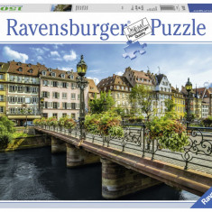 Puzzle Ravensburger Strasbourg -1500 piese