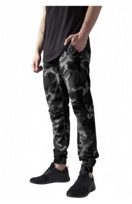 Pantaloni jogger barbati camuflaj 2XL foto