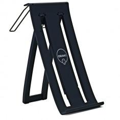 Stand portabil universal pentru tablete Ozaki iCarry Bookstand, Black