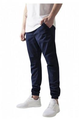 Pantaloni trening bumbac barbati bleumarin 30 foto