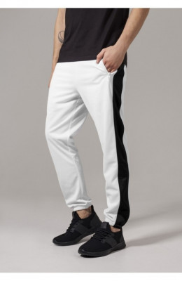 Track Pants alb-negru S foto