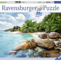 Puzzle Ravensburger Plaja - 1500 piese