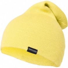 Caciula rap beanie neon galben