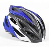 Casca adulti culoare negru/albastru/albPB Cod:MXR50158.9, Casti bicicleta