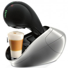 Espressor cu capsule Krups KP600E Nescafé Dolce Gusto Movenza, 1500 W, 1 L (Argintiu)