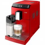 Espressor super-automat Philips EP3363/10 AquaClean 5 setari intensitate cafea macinata 6 bauturi Rosu