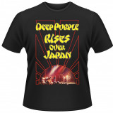 Tricou Deep Purple - Rises Over Japan, L
