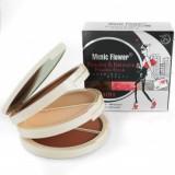 Trusa 3 in 1 Powder & Bronzer & Blush
