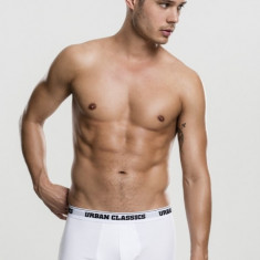 Modal Boxer Shorts Double-Pack alb S