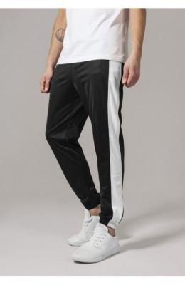 Track Pants negru-alb M foto