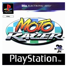 Moto Racer  - PS1 [Second hand], Multiplayer, Curse auto-moto, Toate varstele