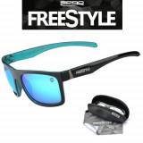 Ochelari polarizati Spro Freestyle H2O 007128-00131-00000, Unisex, Plastic, Albastru