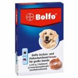 Zgardă antiparazitară BOLFO pentru câini de talie mare, 66 cm, Bayer