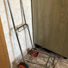Carucior pliabil ,german,pentru transportat greutati