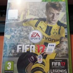 Joc Fifa 17, XBOX360, original, alte sute de jocuri! - Jocuri Xbox 360, Sporturi, 3+, Multiplayer