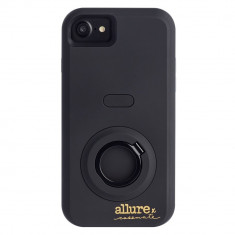 Husa Selfie Case-Mate Allure Apple iPhone 7/6s/6 Black - Bumper Telefon