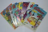 LOT 9 reviste Familia Flintstone 1993 1994 1995, Editura Egmont