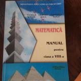 Manual matematica clasa a VIIIa SIGMA, Clasa 8