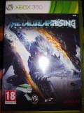 Metal Gear Solid Rising Revengeance, XBOX360, original, alte sute de jocuri!, Actiune, 18+, Single player