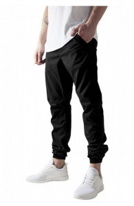 Pantaloni trening bumbac barbati negru 30