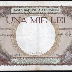 Romania 1000 Lei s17603425 1938 - bancnota europa