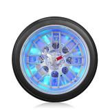 Ceas Roata de Masina, Quartz, afisaj analog, fosforescent, iluminat LED