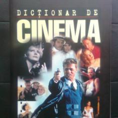 Dictionar de cinema - Cristina Corciovescu; Bujor T. Ripeanu (1997)