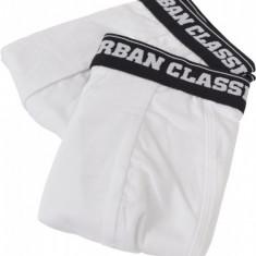 Set doua perechi boxeri barbati alb-alb XL