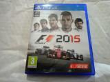 Joc Formula 1, F1 2015, PS4, original, alte sute de jocuri!, Curse auto-moto, 3+, Multiplayer