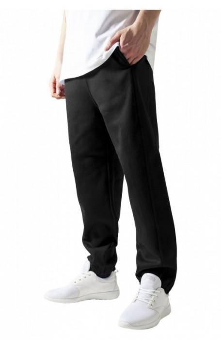 Pantaloni trening rapper negru 3XL