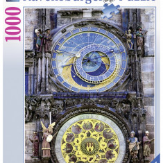 Puzzle Ravensburger Ceas astronomic - 1000 piese