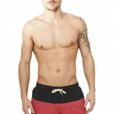 Pantaloni scurti inot negru-rosu 3XL