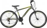 "Bicicleta MTB Umit Kronos V, Culoare Negru/Galben Roata 26"" , OtelPB Cod:2647100000, 21"