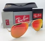 Ochelari Ray Ban Aviator 3025 112/69, Unisex, Protectie UV 100%, Ray Ban