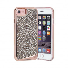 Husa Fashion dual layer Case-Mate Brilliance pentru Apple iPhone 7, Lace - Husa Telefon Case-Mate, iPhone 7/8, Plastic, Carcasa