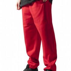 Pantaloni trening rapper rosu 3XL