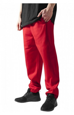 Pantaloni trening rapper rosu 3XL foto
