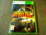 Need For Speed The Run, NFS, xbox360, original! Alte sute de jocuri!, Curse auto-moto, 3+, Single player