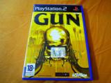Joc Gun, PS2, original, alte sute de jocuri!, Actiune, 12+, Single player, Ubisoft