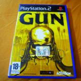 Joc Gun, PS2, original, alte sute de jocuri! - Jocuri PS2 Ubisoft, Actiune, 12+, Single player
