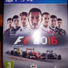 Joc Formula 1 2016, PS4, original, alte sute de jocuri! - Jocuri PS4, Curse auto-moto, 3+, Multiplayer