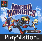 Micro Maniacs - PS1 [Second hand], Multiplayer, Sporturi, Toate varstele