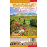 Schubert  Harta Trasee Cicloturistice in Muntii Maramuresului si Rodnei MB04, F. Schubert