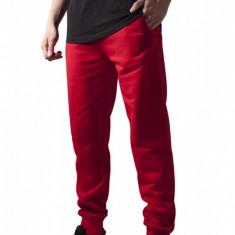 Pantaloni de trening barbati fit rosu M