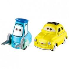 Set masinute metalice Luigi&Guido Disney Cars 3 - Surpriza Kinder