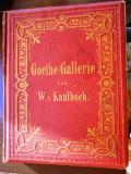 Album  heliografii  Goethe 1890